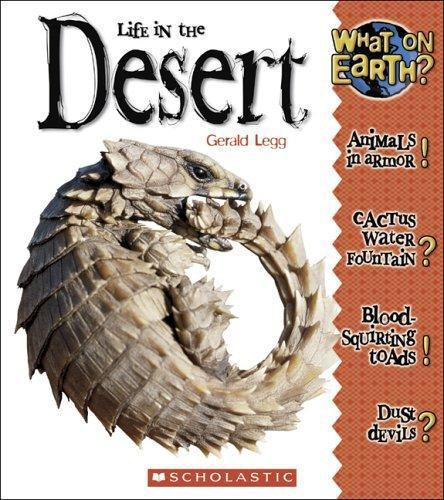 Life in the Desert 9780516253176
