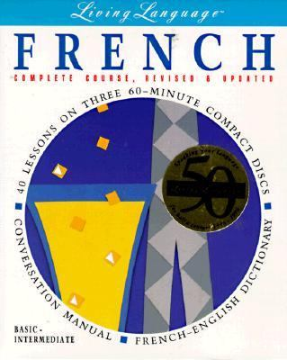 Living French, Revised (CD/Book) 9780517590737