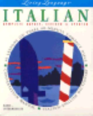 Living Italian, Revised (CD/Book) 9780517590386