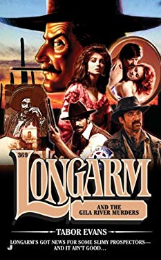 Longarm and the Gila River Murders 9780515146639