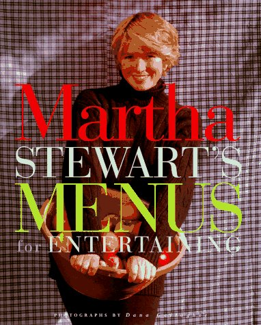 Martha Stewart's Menus for Entertaining 9780517590997