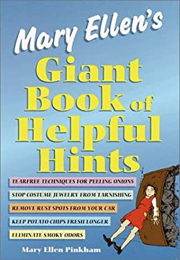 Mary Ellen's Giant Book of Helpful Hints 9780517101797