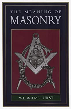 Meaning of Masonry 9780517331941