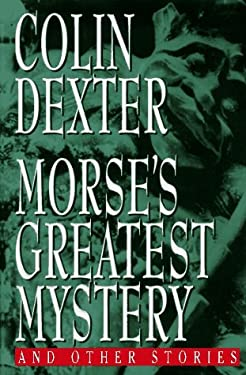 Morse's Greatest Mystery 9780517799925