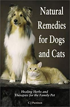 Natural Remedies for Dogs and Cats 9780517222348