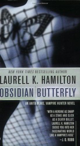 Obsidian Butterfly 9780515134506