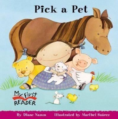 Pick a Pet 9780516244174