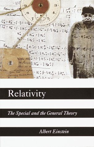 Relativity: The Special and the General Theory 9780517884416