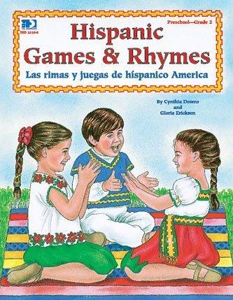 Rimas y Juegos en Espanol = Hispanic Games & Rhymes