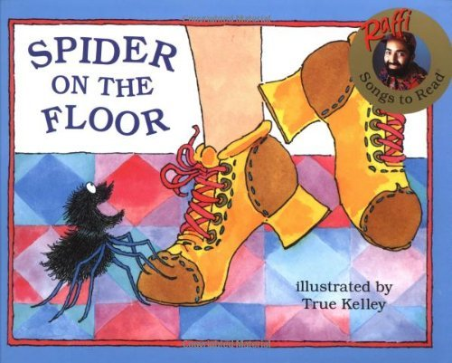 Spider on the Floor 9780517885536