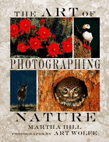 The Art of Photographing Nature 9780517880340