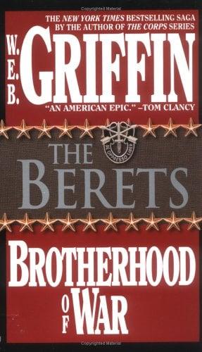 The Berets 9780515090208