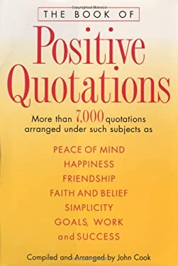 The Book of Positive Quotations 9780517202166