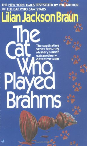 The Cat Who Played Brahms 9780515090505