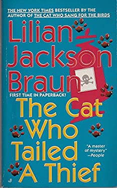 The Cat Who Tailed a Thief 9780515122404