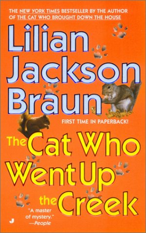 The Cat Who Went Up the Creek 9780515134384