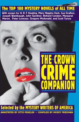 The Crown Crime Companion: The Top 100 Mystery Novels of All Time 9780517881156