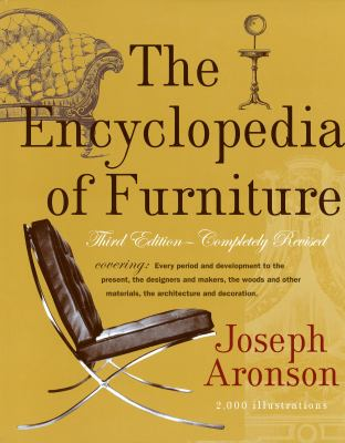 The Encyclopedia of Furniture: Third Edition - Completely Revised 9780517037355