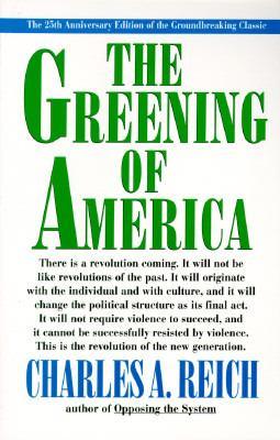 The Greening of America 9780517886366