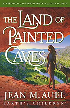 The Land of Painted Caves 9780517580516