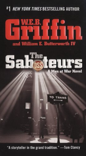 The Saboteurs 9780515143065