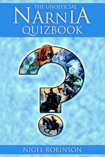 The Unofficial Narnia Quizbook 9780517228005