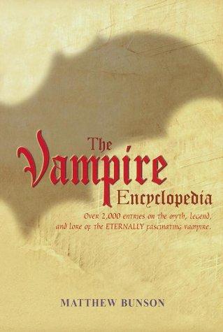 The Vampire Encyclopedia