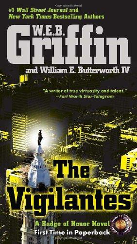The Vigilantes 9780515149593