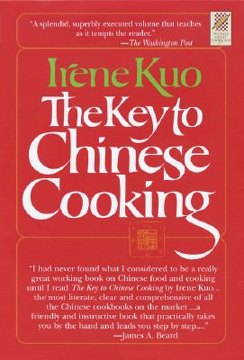 The Wings Great Cookbooks: The Key to Chinese Cooking 9780517148891