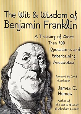 The Wit & Wisdom of Benjamin Franklin 9780517163450