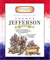 Thomas Jefferson: Third President 1801-1809 1666388