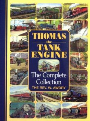 Thomas the Tank Engine: The Complete Collection 9780517187869