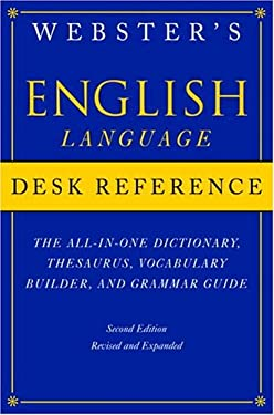 Webster's English Language Desk Reference 9780517224342