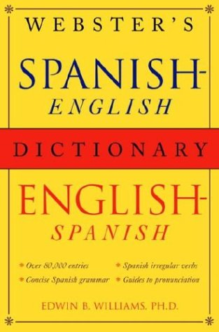 Webster's Spanish-English/English-Spanish Dictionary 9780517224557