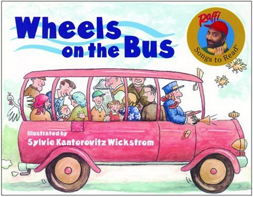 Wheels on the Bus 9780517576458