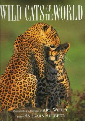 Wild Cats of the World 9780517799789