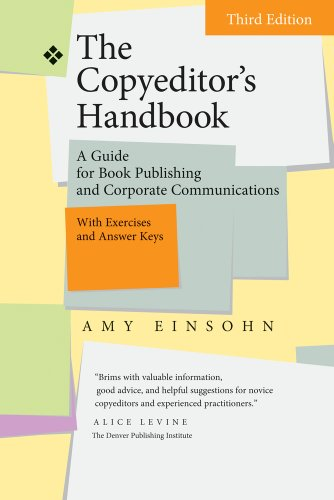 The Copyeditor's Handbook: A Guide for Book Publishing and Corporate Communications 9780520271562