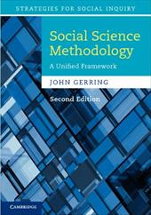 Social Science Methodology: A Unified Framework