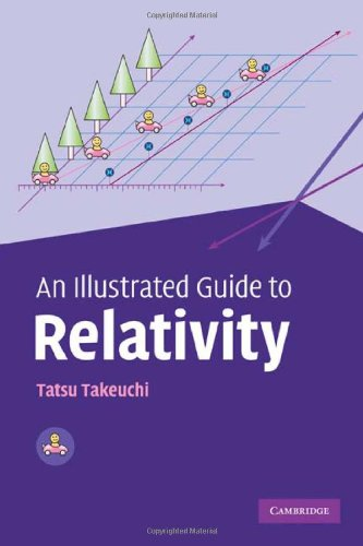 An Illustrated Guide to Relativity 9780521141000