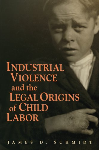 Industrial Violence and the Legal Origins of Child Labor 9780521155052