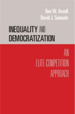 Inequality and Democratization: An Elite-Competition Approach