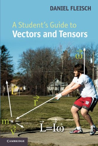 A Student's Guide to Vectors and Tensors 9780521171908