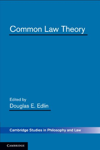 Common Law Theory 9780521176156
