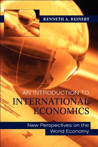 An Introduction to International Economics: New Perspectives on the World Economy 9780521177108