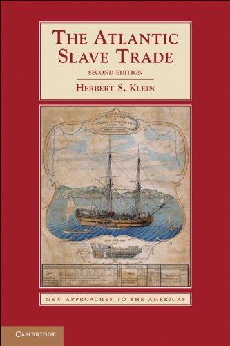 The Atlantic Slave Trade 9780521182508