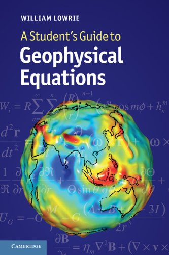 A Student's Guide to Geophysical Equations 9780521183772