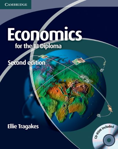 Economics for the IB Diploma [With CDROM] 9780521186407
