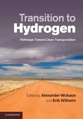 Transition to Hydrogen: Pathways Toward Clean Transportation 9780521192880
