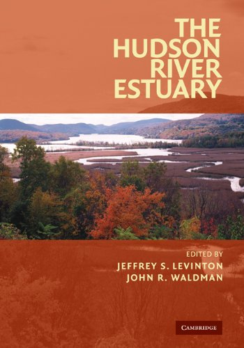 The Hudson River Estuary 9780521207980