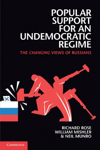 Popular Support for an Undemocratic Regime: The Changing Views of Russians 9780521224185